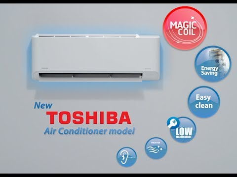 Toshiba Air-conditioner - Bright future