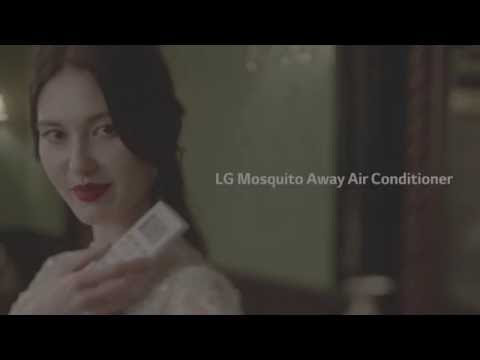 LG Air conditioner: Mosquito Away Technology