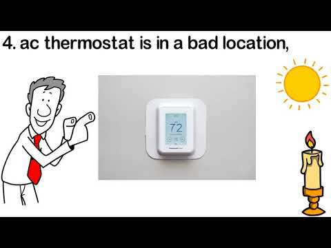 aircon thermostat problem
