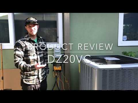 Daikin DZ20VC Heat Pump Air Conditioning System Product Review