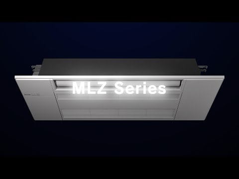 Mitsubishi Electric One-way Ceiling Cassette - MLZ series