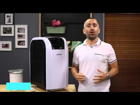 Dimplex DC10RC 3kW Portable Air Conditioner reviewed by product expert - Appliances Online