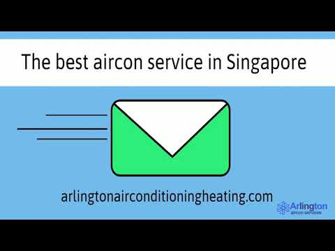 The best aircon servicing in Singapore